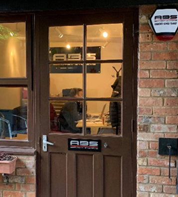 Our Thame office