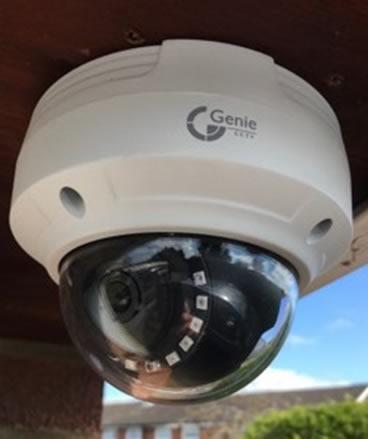 CCTV System Thame