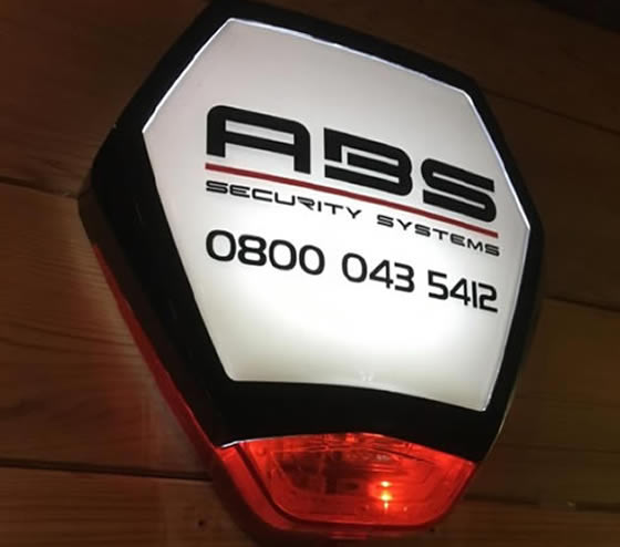 ABS Security Systems Bellbox