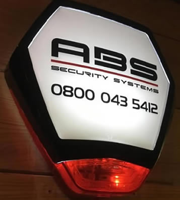 intruder alarm installer by ABS Security System